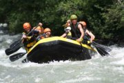 Rafting Ebro river