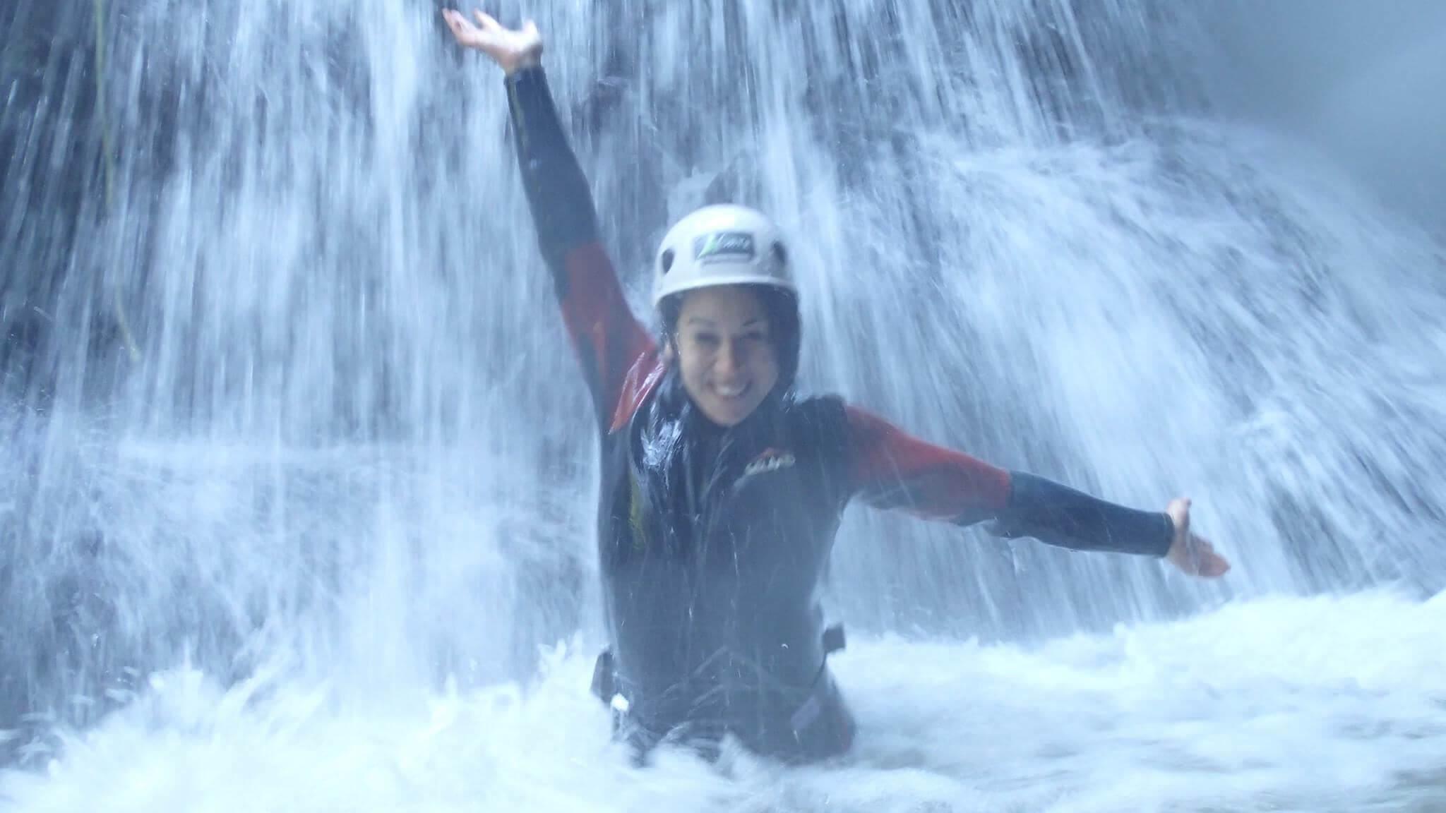 Canyon activity Asturias