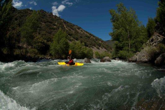 Sort - Noguera Pallaresa River