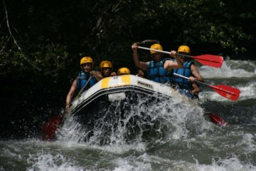 Rafting Ebro