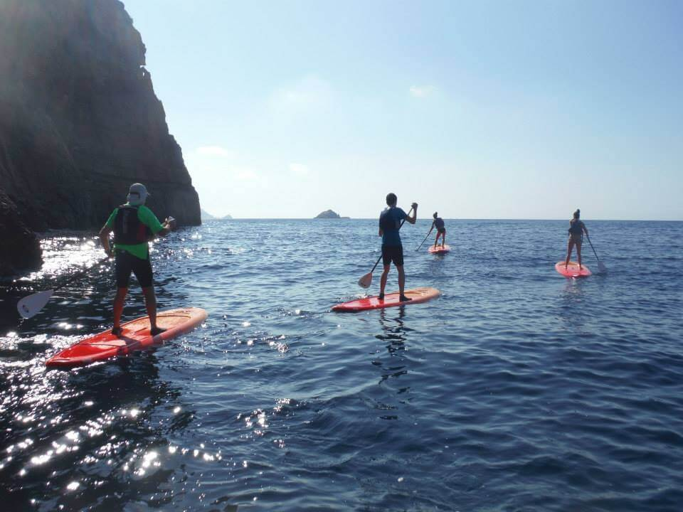 Paddle Surf in Cartagena