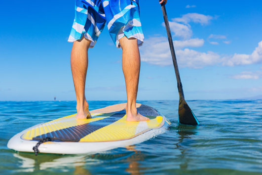 Stand Up Paddle (SUP) in Spain