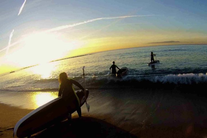 Paddle SUP Barceloneta