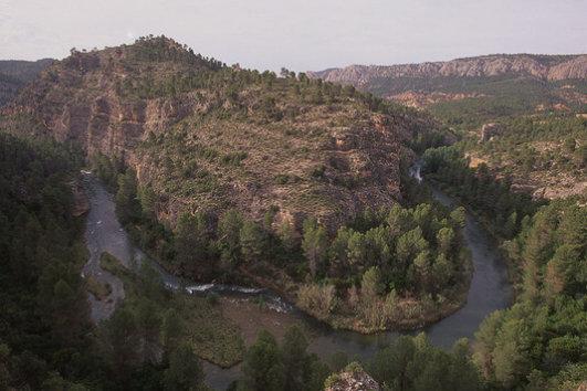 Las Hoces del Cabriel - Cabriel River