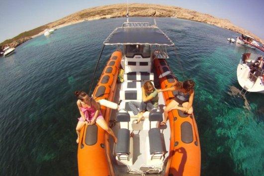 Boat in Spain