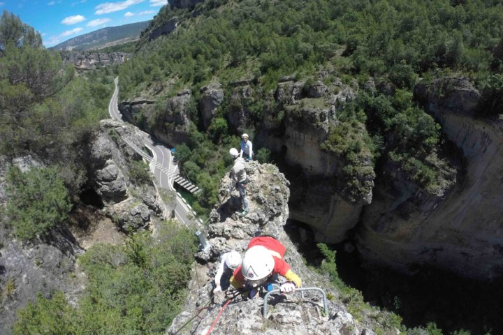 Via Ferrata in Cuenca