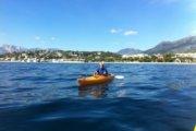 Sea kayak experience in Altea