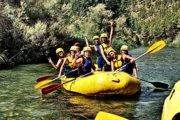 Rafting adventure Valencia