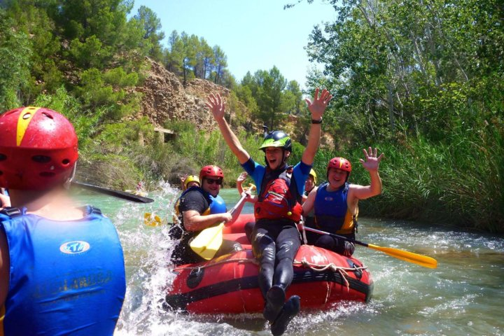 Rafting in Valencia