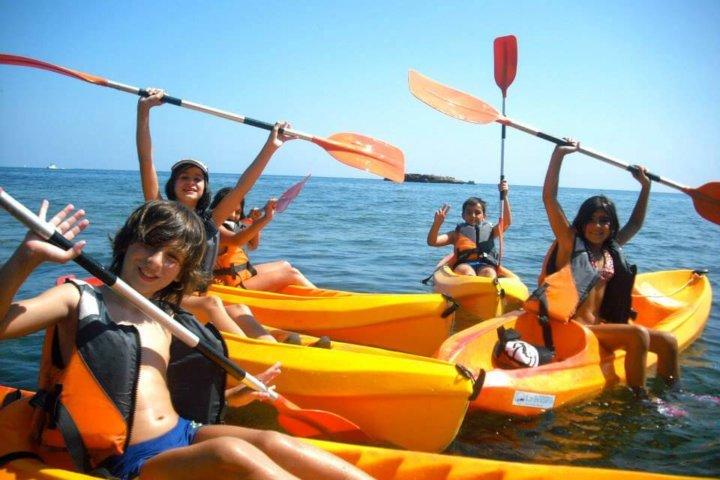 Sea kayak and snorkeling Altea