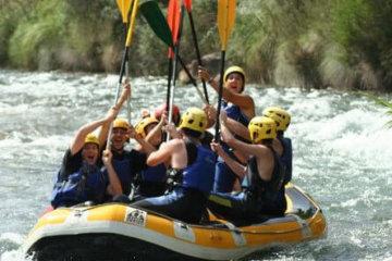 Rafting and Canyoning Valencia