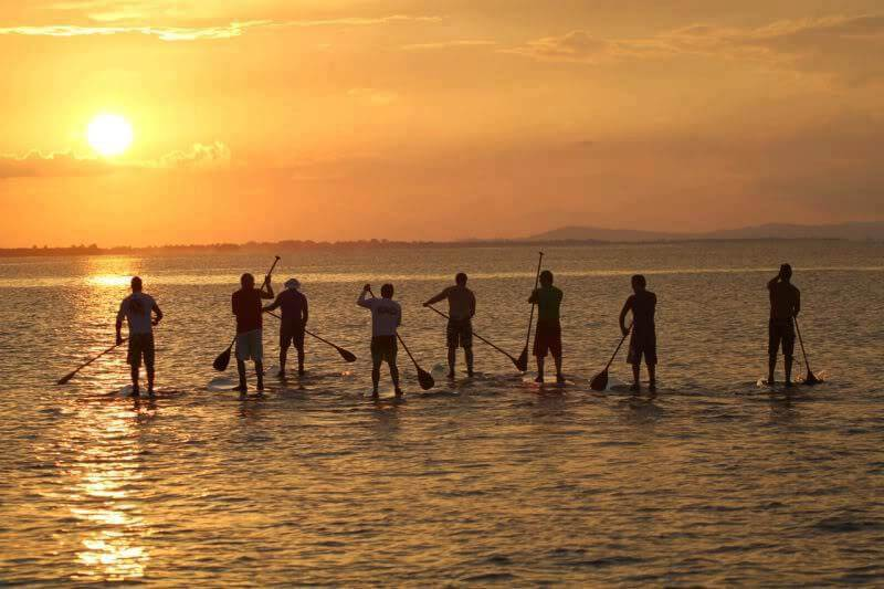 Paddle Surf in Altea