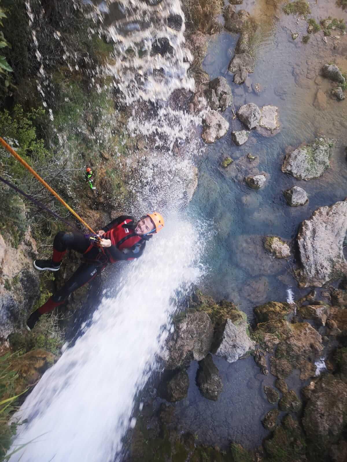 Canyoning Valencia